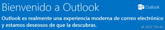Bienvenidos a Outlook.com, la versión renovada de Hotmail